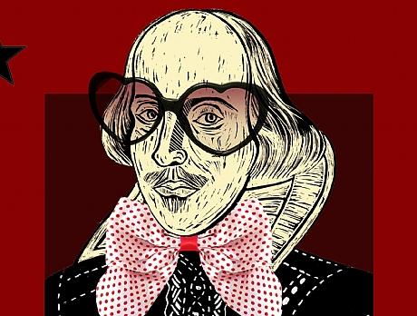 שייקספיר מתהפך בקברו
